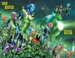 Green Lantern Corps 61 preview