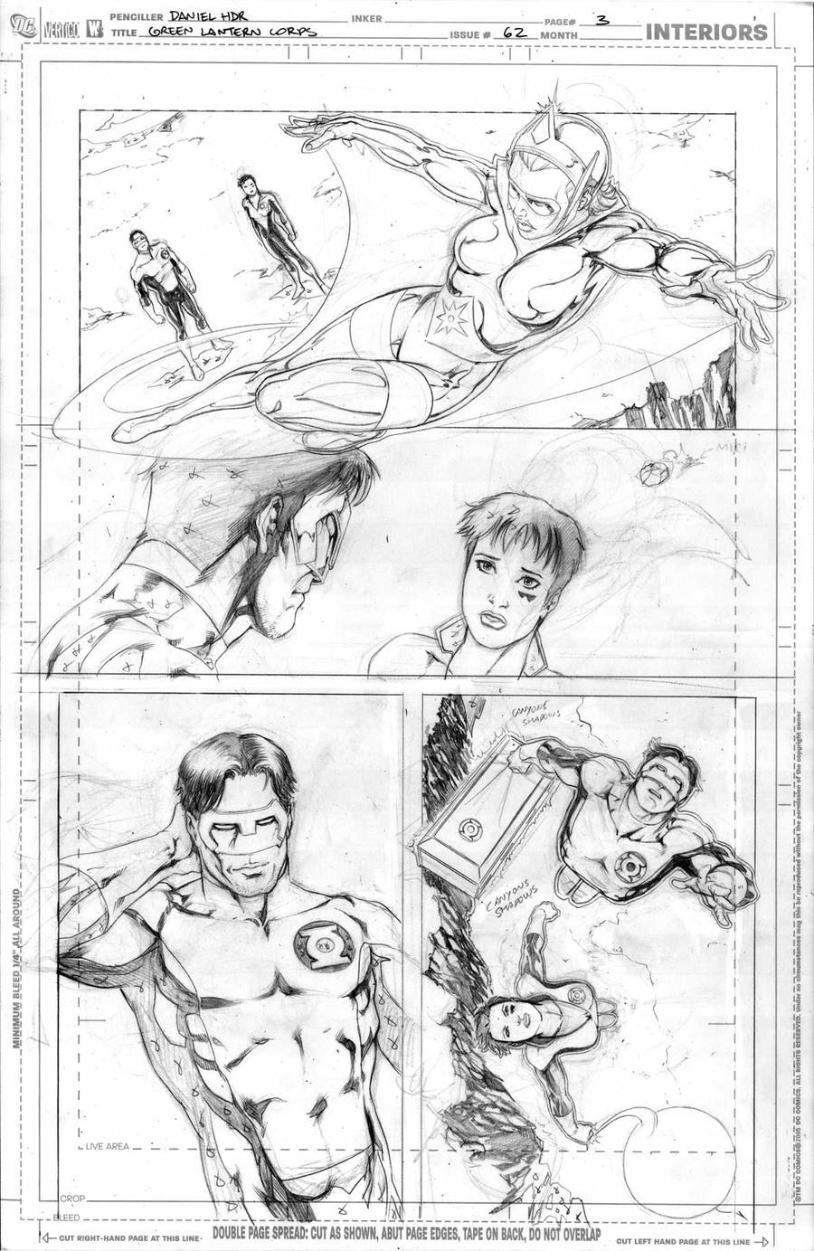 Green Lantern Corps 62 pg03 by danielhdr