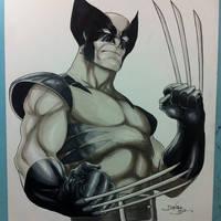 Wolverine - commission