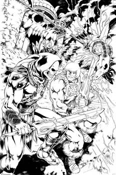 HE-MAN vs SKELETOR _ Masters of the Universe