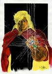Adam Warlock and the Infinity Gauntlet