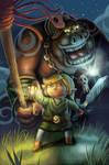 Zelda Wind Waker Art
