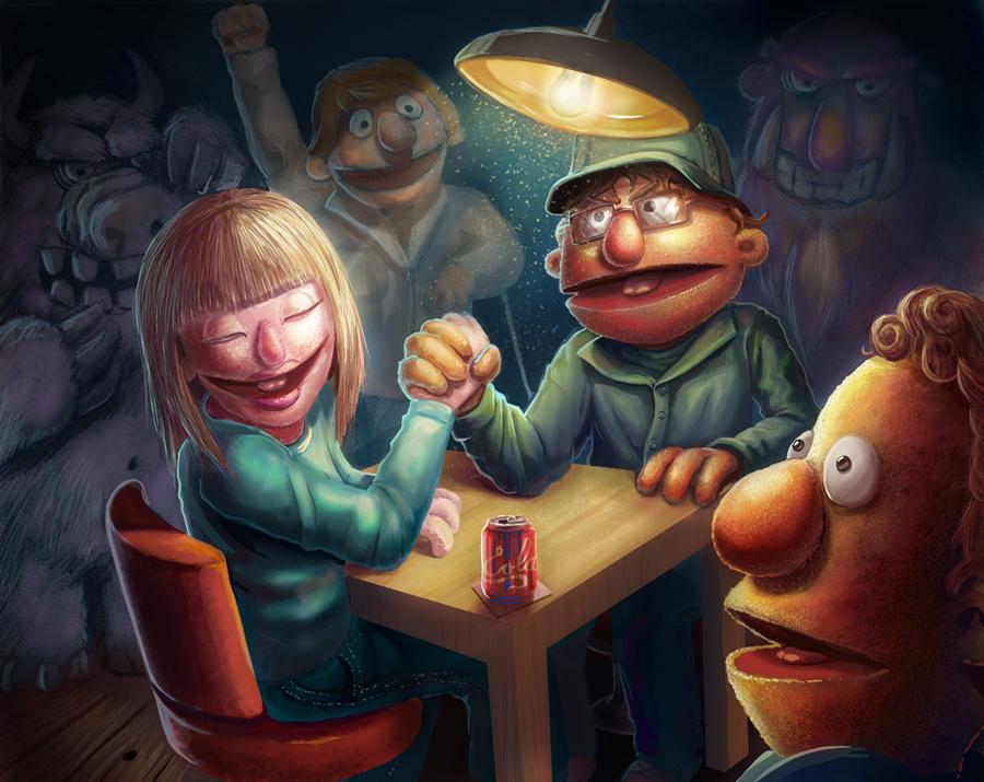 The Real Muppets by BryanHeemskerk
