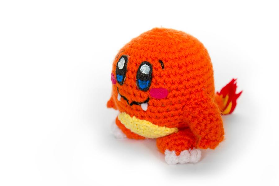Amigurumi Pokemon Charmander : Crochet Charmander Kirby Amigurumi by BryanHeemskerk on ...