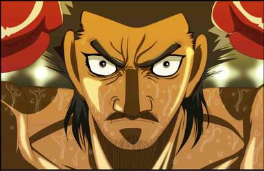 Hajime No Ippo : Randy Boy Jr.