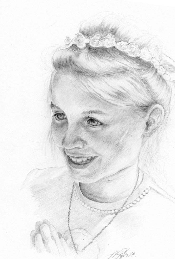 Portrait 1 by Endrju89
