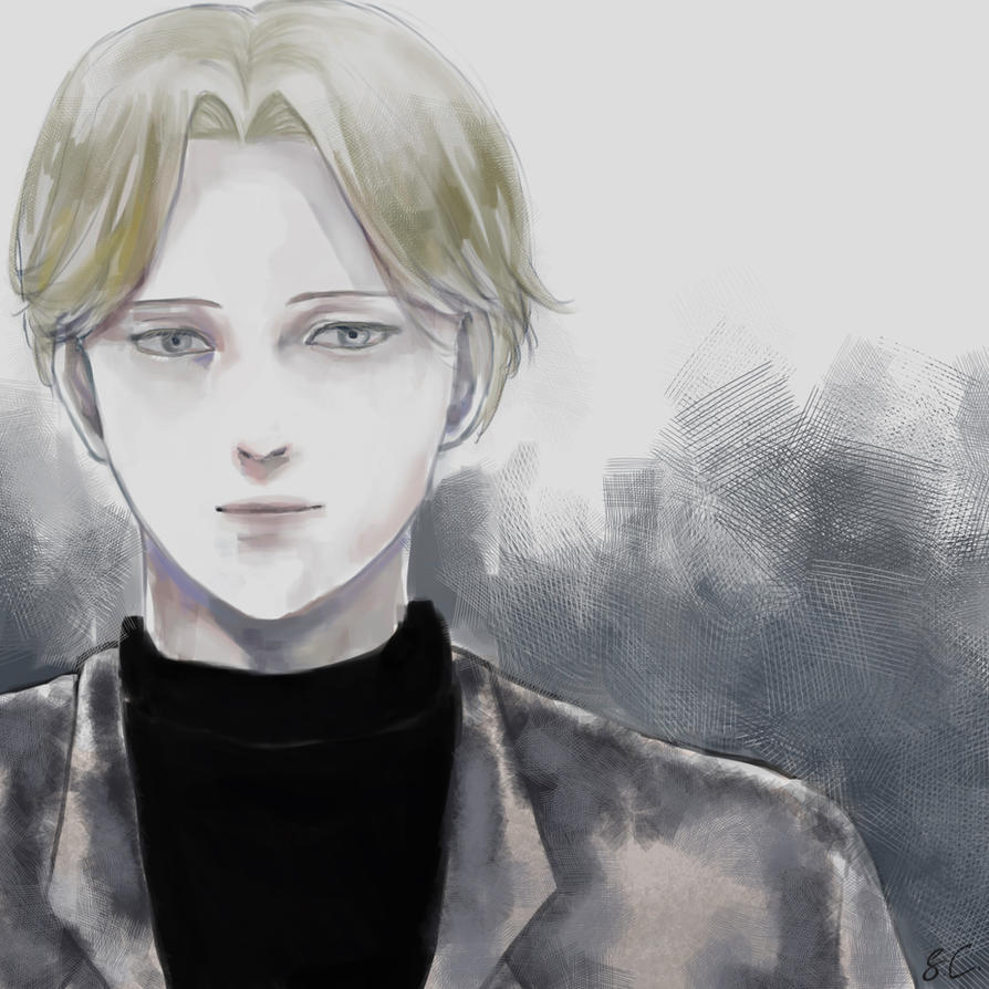 Johan Liebert By Kiasarine On DeviantArt