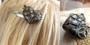 Steamheart hairclip 2