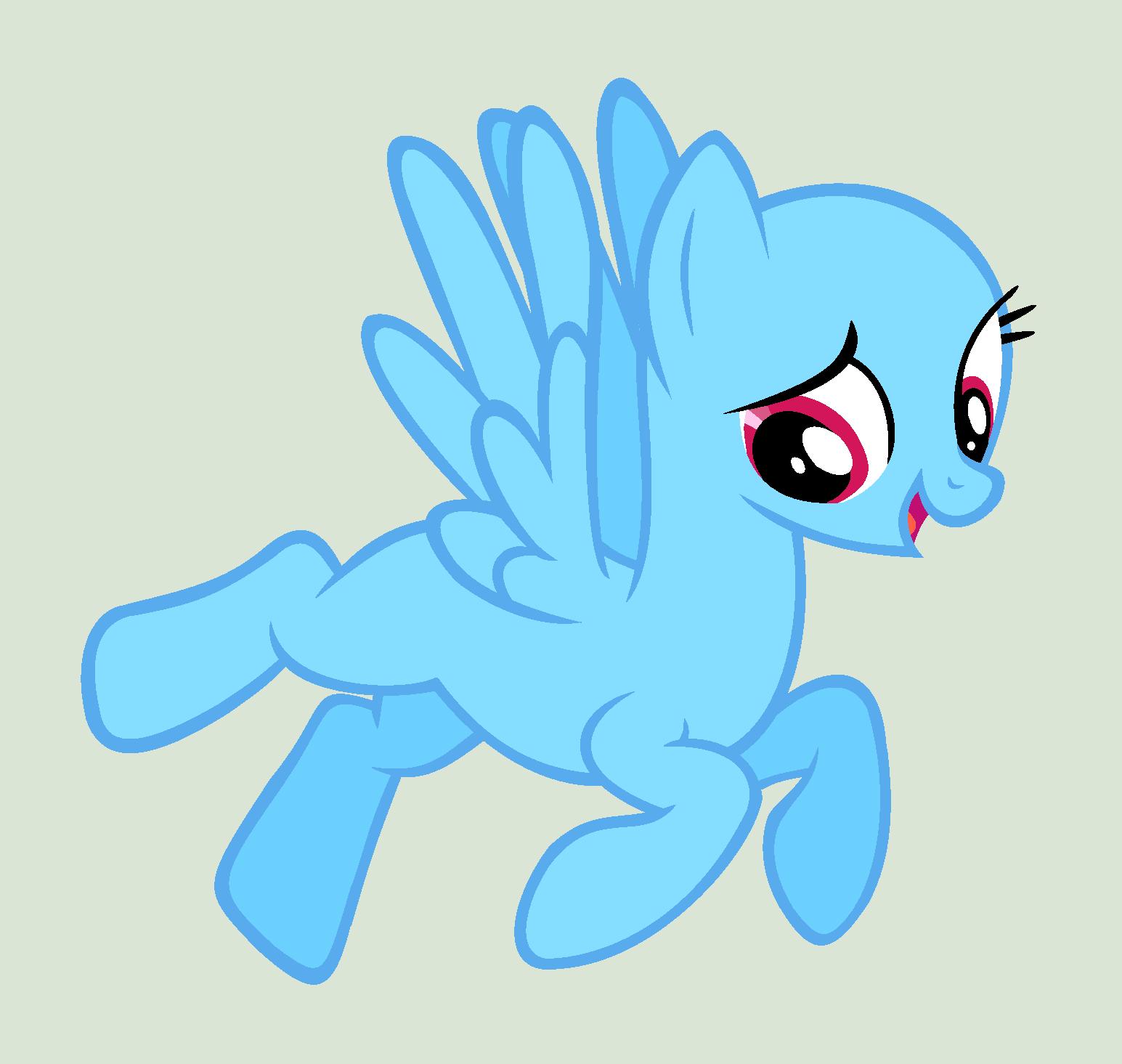 Pegasus Base 7 by MagicDarkArt on DeviantArt