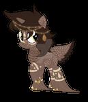 Astral Deer Pony Adoption *closed*