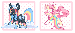 Pony Adoption *closed* by MagicDarkArt