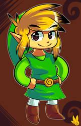 Toon Link by LegendWaker