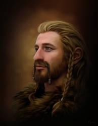 Fili the Dwarf by Aegileif