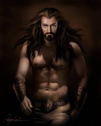 Thorin by Aegileif
