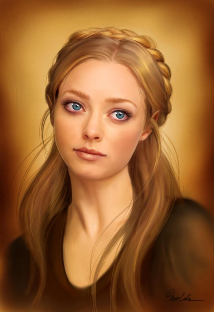 Amber By Aegileif On Deviantart