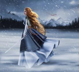 Northern wind by Aegileif
