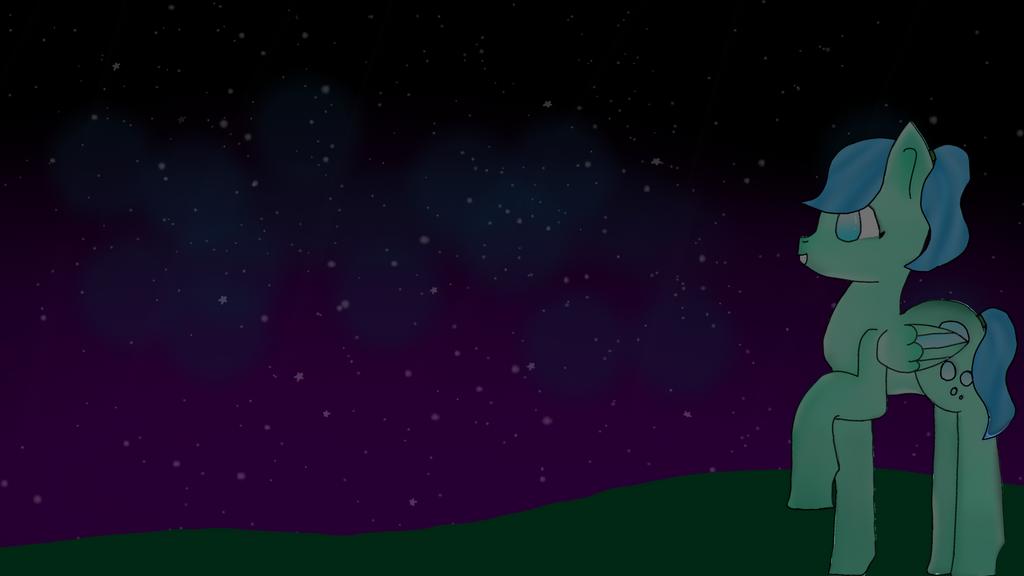 Star gazing by CoastalCurrent