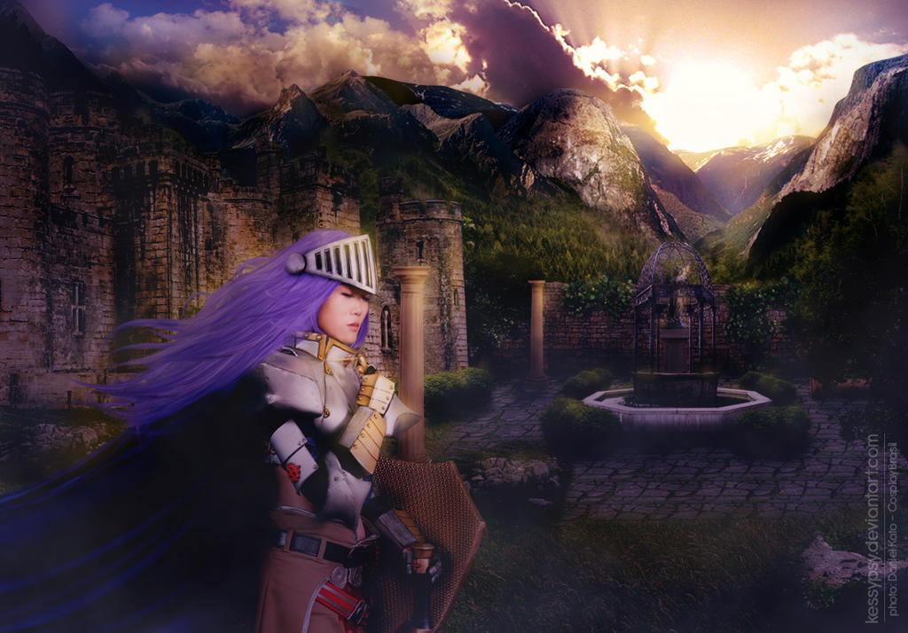 RO - Paladin - A new morning in Glast Heim by KessyPsy