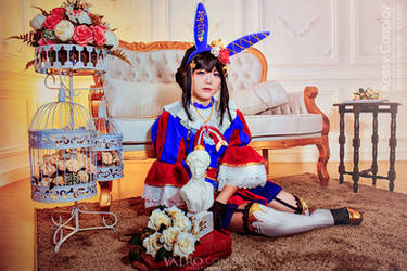 Kurosawa Dia | Love Live! | Wonderland | Cosplay by KessyPsy
