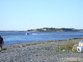 island forts of boston harbor