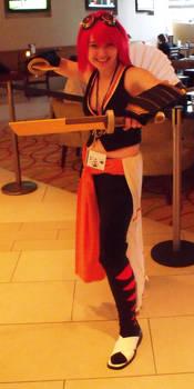 Ninja Girl AB 2012