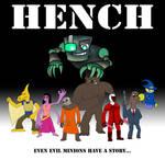 HENCH - Deviant Universe Concept Idea