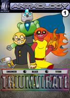 DU Anthology - Triumvirate Cover by Ignolian-Thorne