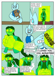 THE IMMORTALS Issue 11 - Page 11 by Ignolian-Thorne