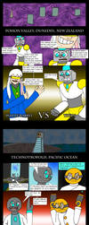 THE IMMORTALS Issue 12 - Page 01 by Ignolian-Thorne