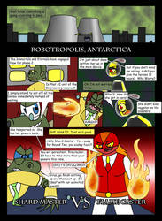 THE IMMORTALS Issue 12 - Page 02 by Ignolian-Thorne