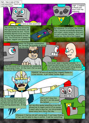 THE IMMORTALS Issue 12 - Page 10 by Ignolian-Thorne