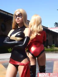 Ms Marvel by LeslieSalas