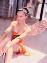 Iridessa cosplay by LeslieSalas