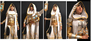 Elspeth Tirel Cosplay, Sun's champion  PREVIEW