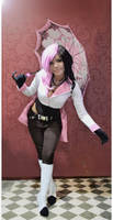 NEO PREVIEW Cosplay RWBY