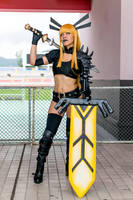 Magik Illyana  Cosplay X men by LeslieSalas