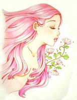 Spring - Coloured by HanaLynn