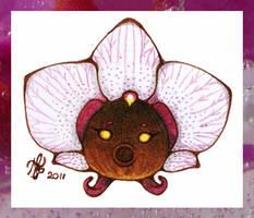 Orchideku by HanaLynn