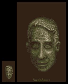 Contemplative (Pixel Memories 01)