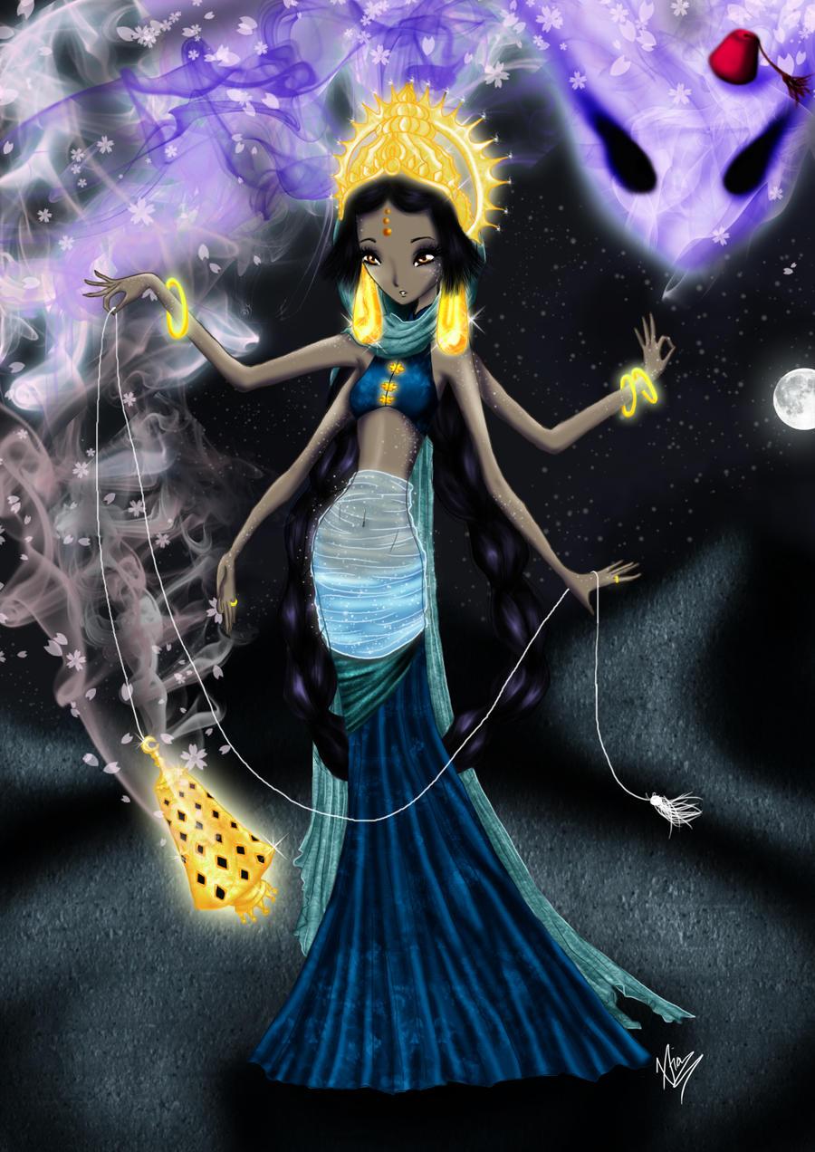 Jasmine's Genie by aznxtian
