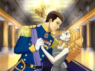 My First Castellan Romance Option #1: Ryan by ElysiumCoop