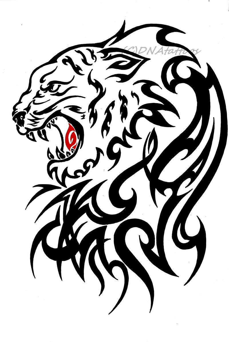 tribal tiger designs - HD800×1194