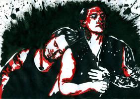 Shinedown - Brent and Zach 5 by weedenstein