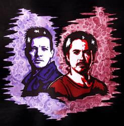 Clint and Tony 6