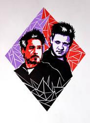Clint and Tony 7