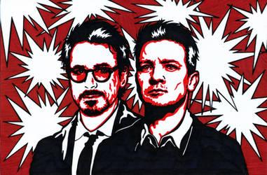 Clint and Tony 8