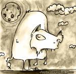 Werewolf by Cheella