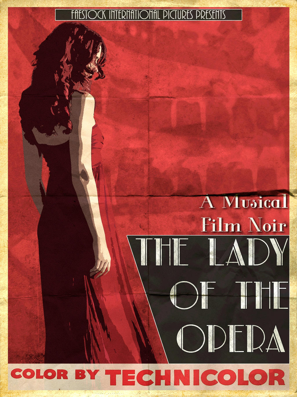 The Lady Of The Opera