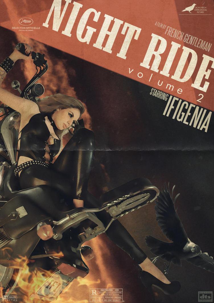 Night Ride volume 2 by FrenchGentleman