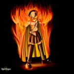 Firemaking Emote DespairReigns